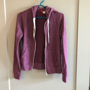 H&M zip up jacket